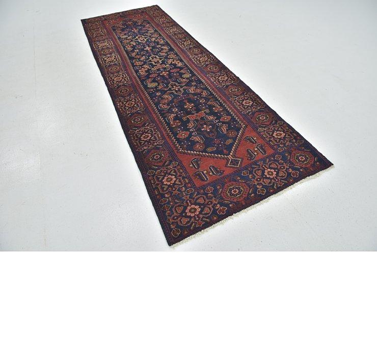 3' 7 x 10' 4 Shahsavand Persian Runn...