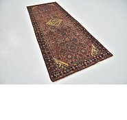 Link to 122cm x 300cm Hossainabad Persian Runner Rug