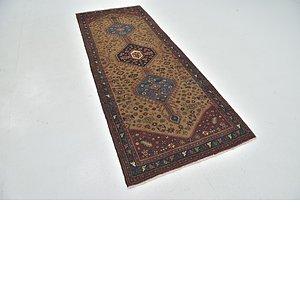 107cm x 282cm Shahsavand Persian Runn...