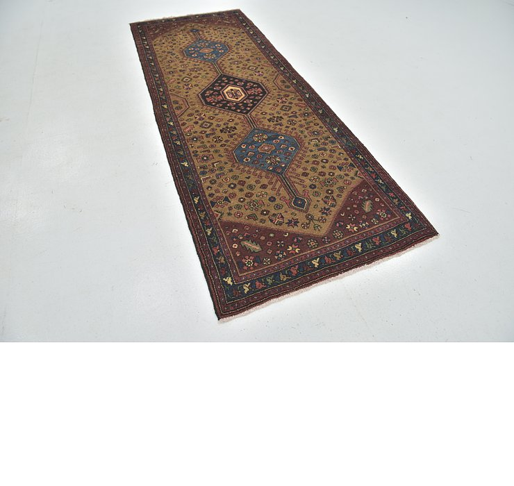 3' 6 x 9' 3 Shahsavand Persian Runn...