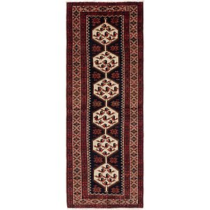 102cm x 295cm Shahsavand Persian Runn...