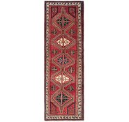 Link to 3' 5 x 11' Meshkin Persian Runner Rug