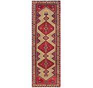 Link to 3' 3 x 10' Meshkin Persian Runner Rug