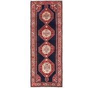 Link to 112cm x 315cm Shahsavand Persian Runner Rug