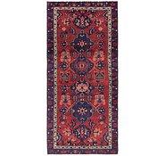 Link to 122cm x 287cm Hamedan Persian Runner Rug