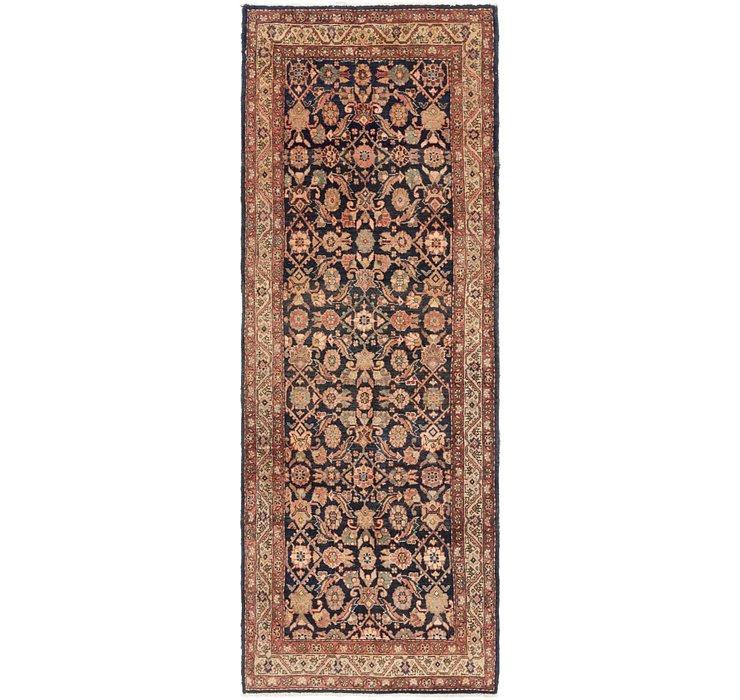 3' 6 x 9' 9 Shahsavand Persian Runn...