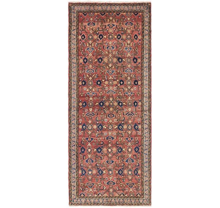 3' 3 x 8' 5 Shahsavand Persian Runn...