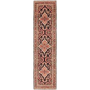 90cm x 390cm Shahsavand Persian Runn...