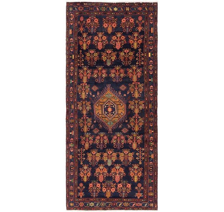 4' x 9' 10 Shahsavand Persian Runn...