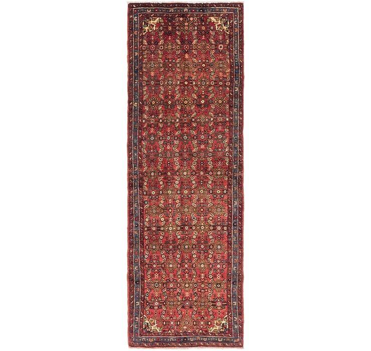 3' x 9' 9 Shahsavand Persian Runn...