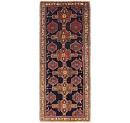 Link to 112cm x 290cm Shahsavand Persian Runner Rug