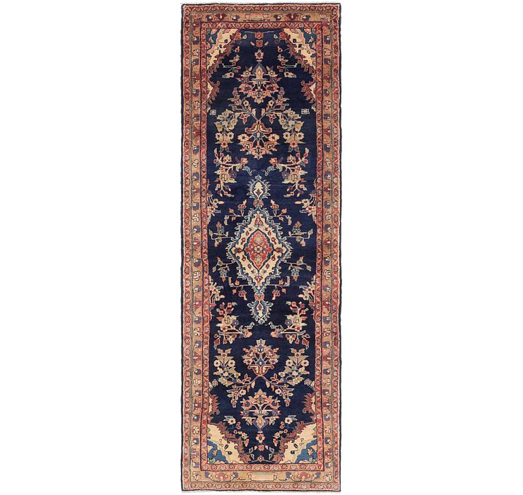 3' 2 x 10' 5 Liliyan Persian Runner ...