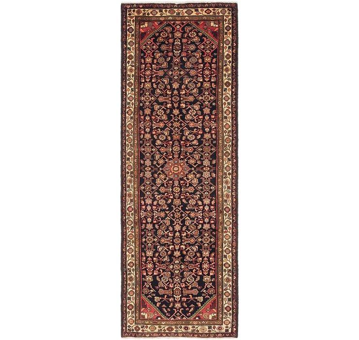 3' 7 x 10' 6 Shahsavand Persian Runn...