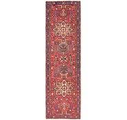 Link to 3' 7 x 12' 7 Gharajeh Persian Runner Rug