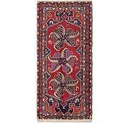 Link to 5' x 11' Hamedan Persian Runner Rug