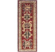 Link to 3' 6 x 10' 3 Shiraz Persian Runner Rug