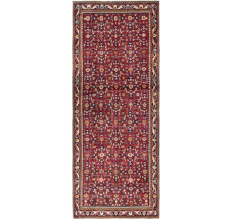 3' 9 x 9' 10 Shahsavand Persian Runn...