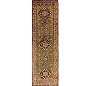 Link to 3' 6 x 12' Ardabil Persian Runner Rug