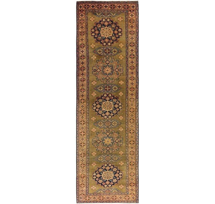 3' 6 x 12' Ardabil Persian Runner ...