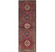 Link to 3' 8 x 11' Gholtogh Persian Rug