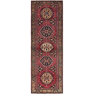 Link to 112cm x 335cm Gholtogh Persian Rug item page