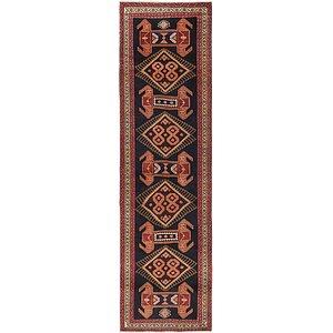 112cm x 395cm Shahsavand Persian Runn...