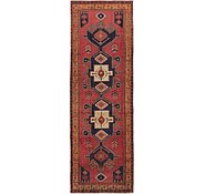 Link to 4' 4 x 13' Meshkin Persian Runner Rug