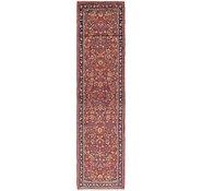 Link to 3' x 13' 3 Kashan Persian Runner Rug