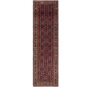 Link to 110cm x 395cm Shahsavand Persian Runner Rug