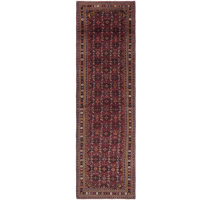 3' 7 x 13' Shahsavand Persian Runn...