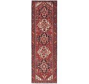 Link to 3' x 10' 3 Gharajeh Persian Runner Rug