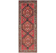 Link to 3' 8 x 11' 2 Meshkin Persian Runner Rug