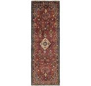 Link to 3' 6 x 10' 6 Hamedan Persian Runner Rug