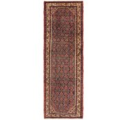 Link to 102cm x 305cm Shahsavand Persian Runner Rug