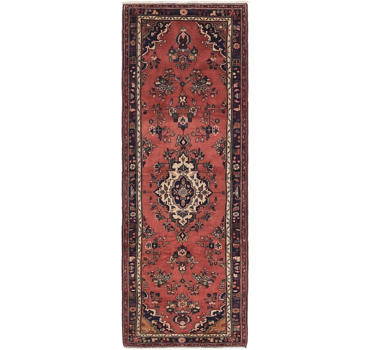 3' 8 x 10' 10 Liliyan Persian Runner ...
