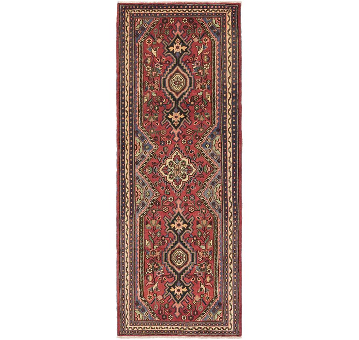 3' 6 x 10' Shahrbaft Persian Runne...