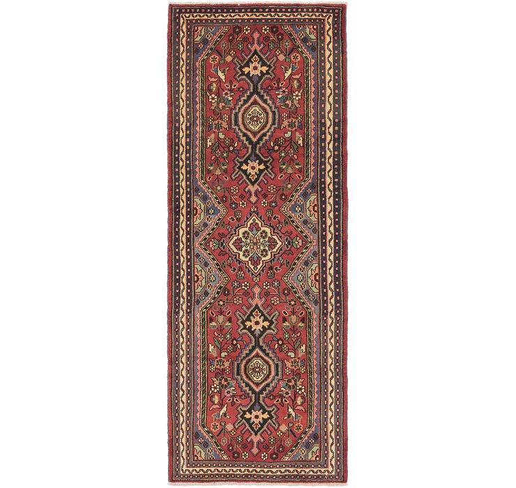 107cm x 305cm Shahrbaft Persian Runne...