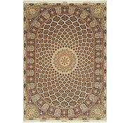 Link to 11' 3 x 16' 3 Tabriz Persian Rug