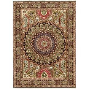 8' 3 x 11' 8 Tabriz Persian Rug
