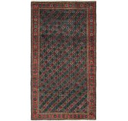 Link to 5' 4 x 10' Shiraz Persian Rug