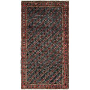 Link to 5' 4 x 10' Shiraz Persian Rug item page