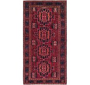 Link to 5' 2 x 10' 3 Shiraz Persian Runner Rug