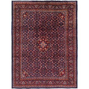 HandKnotted 9' 8 x 12' 9 Farahan Persian Rug