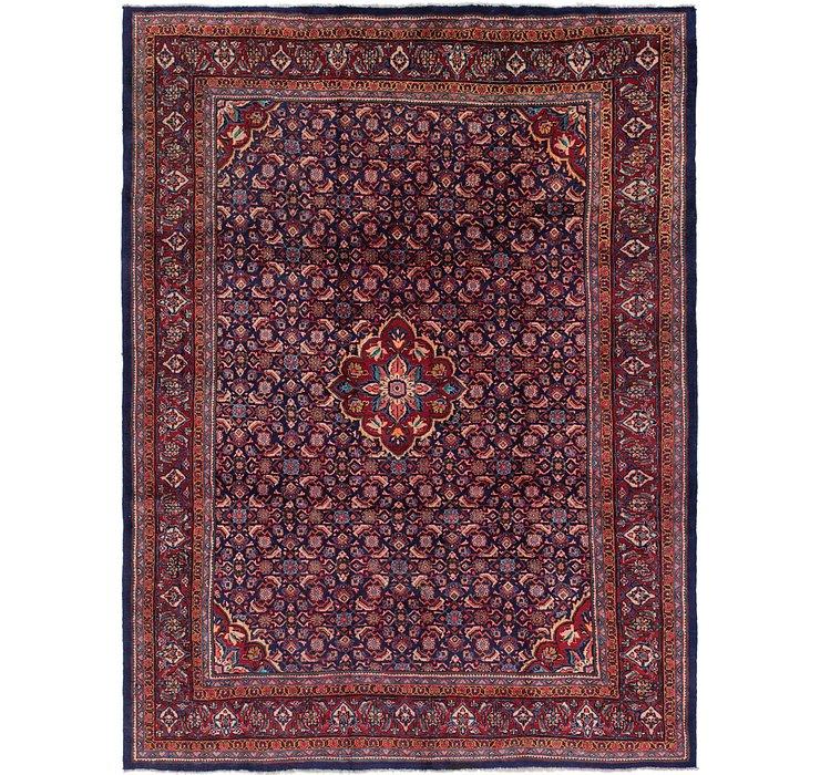 HandKnotted 9' 8 x 12' 9 Farahan Persian Rug