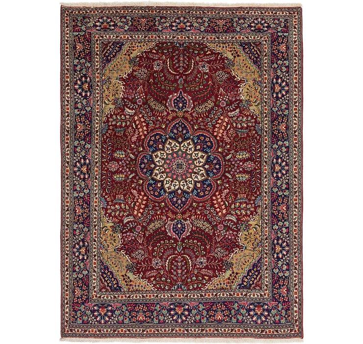 8' 2 x 11' Tabriz Persian Rug