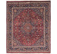 Link to 10' 3 x 11' 9 Mashad Persian Rug
