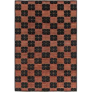Unique Loom 6' 8 x 9' 9 Modern Ziegler Rug