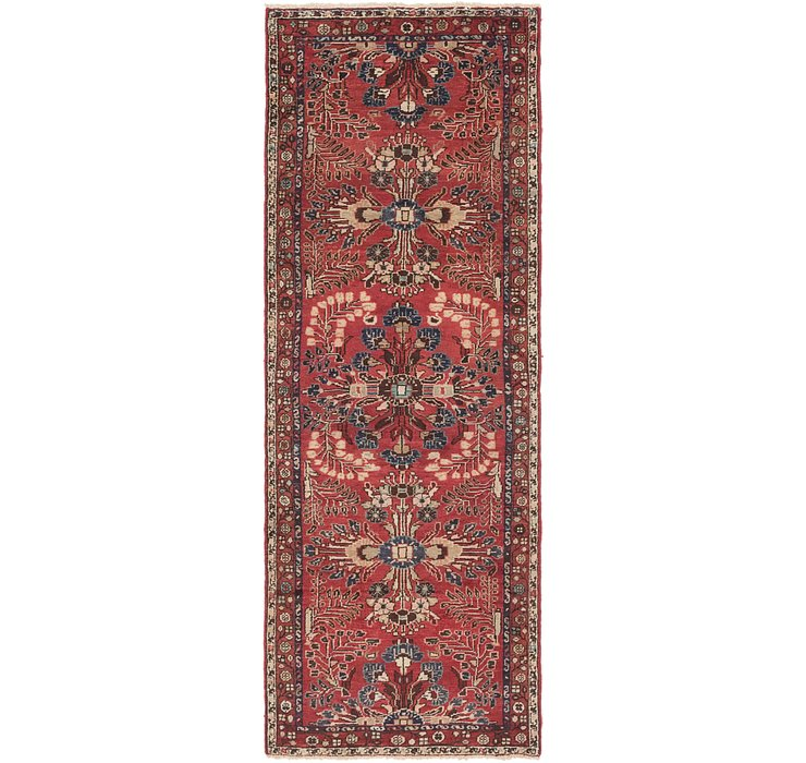 3' 6 x 9' 8 Mehraban Persian Runner...