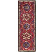 Link to 4' x 12' 9 Tabriz Persian Runner Rug
