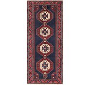 Link to 122cm x 297cm Shahsavand Persian Runner Rug